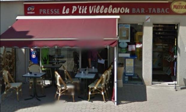 Visueel van project Bar-tabac Le Pti Villebarou