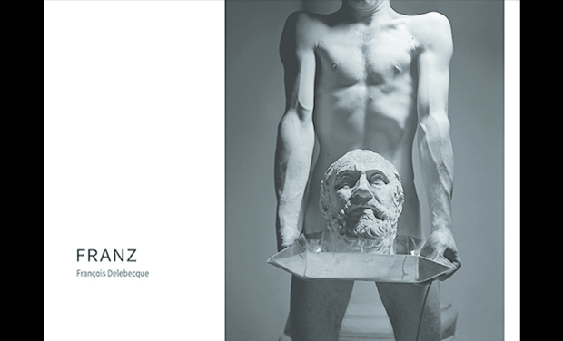 Visuel du projet FRANZ, un livre de François Delebecque