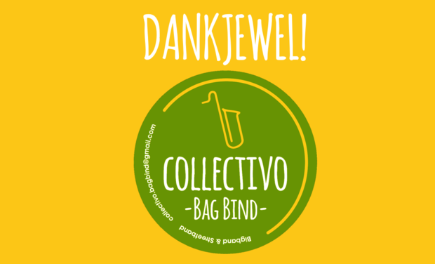 Visueel van project Een CD voor COLLECTIVO!