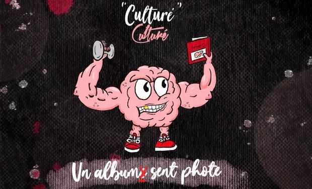 Project visual Culturé, un albume sent phote