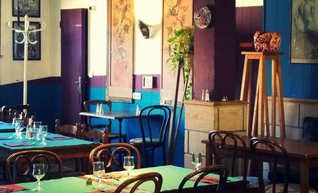 Project visual Soutenons le Café des filles de Valmondois