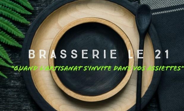 Visueel van project Brasserie Le 21