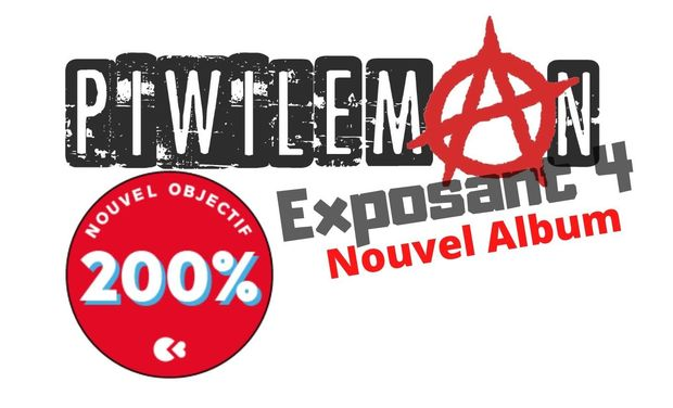 "Project visual Piwi Leman ""Exposant 4"" Nouvel Album"