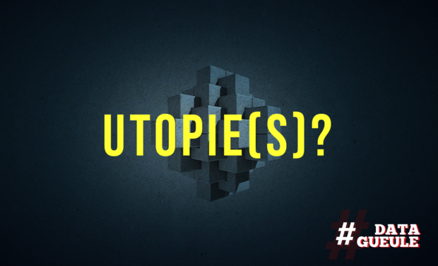 Visueel van project Datagueule : Utopie(s) ?
