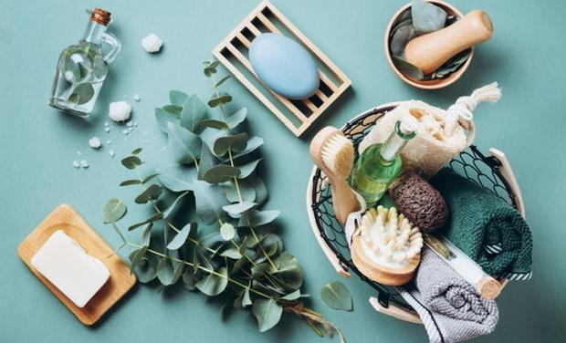 Project visual Soi Bio & T'es Toi, la boutique cosmétiques et entretien zéro déchet