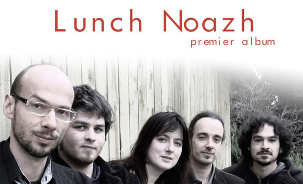 Visuel du projet Lunch Noazh, production du premier album