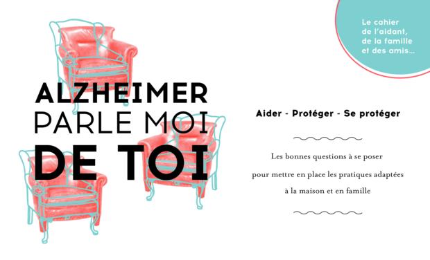 Omslagfoto van project Alzheimer, parle moi de toi !