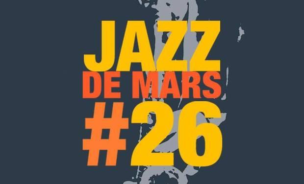 Visuel du projet Jazz de Mars, le Festival Eurélien