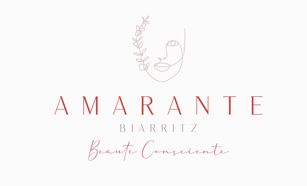 Project visual Amarante - Beauté consciente