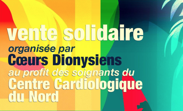 Project visual Coeurs Dionysiens