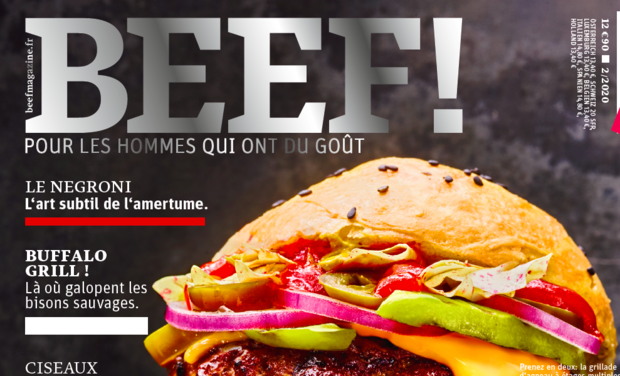 Omslagfoto van project BEEF! BARBECUE ET DECONFINEMENT !