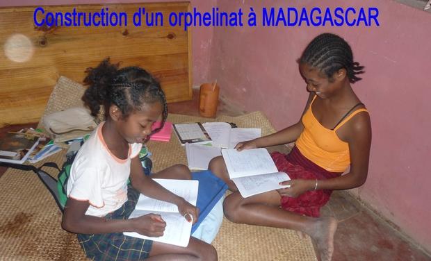 Visuel du projet Construction d'un orphelinat à MADAGASCAR