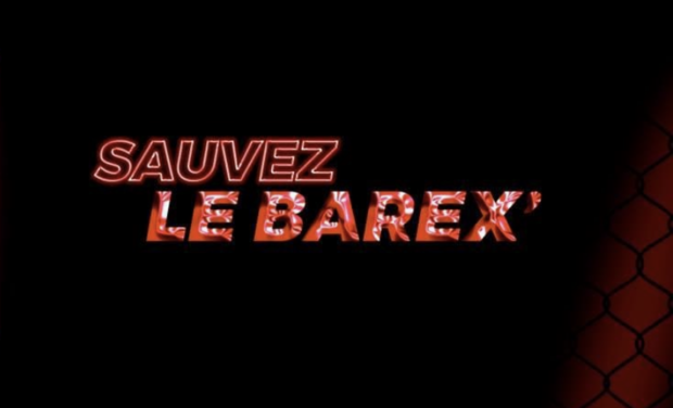 Project visual Sauvez le Barex'