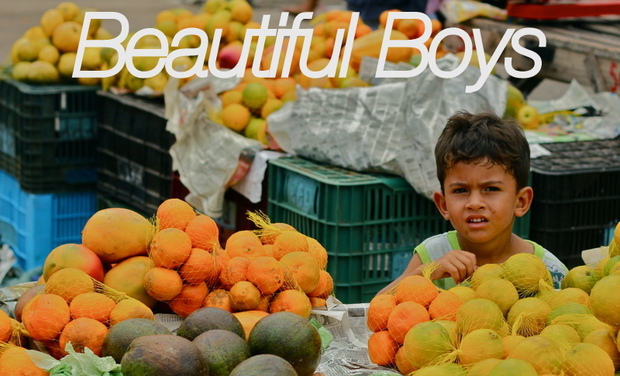 Visueel van project Beautiful boys