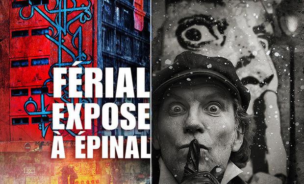 Visuel du projet FÉRIAL EXPOSE À ÉPINAL