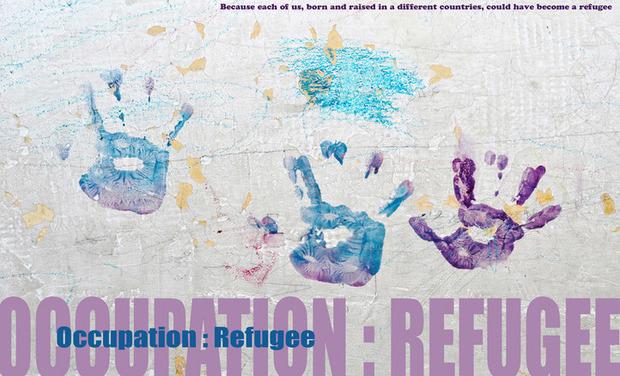 Visuel du projet Occupation: Refugee