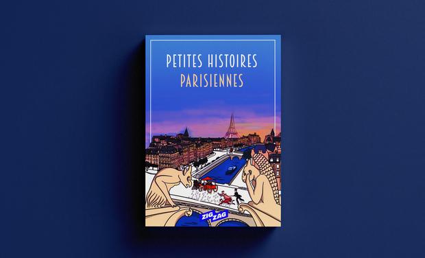 Visuel du projet Petites histoires parisiennes
