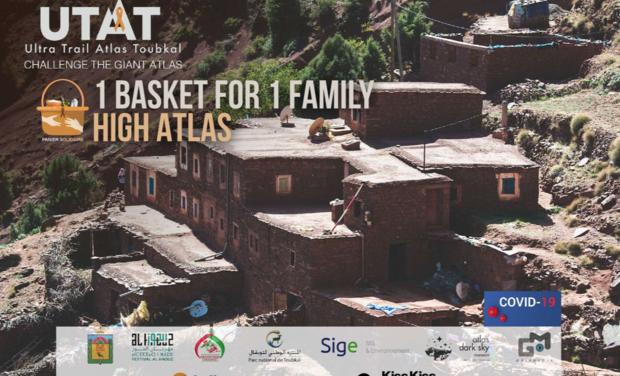 Visuel du projet One basket for one household