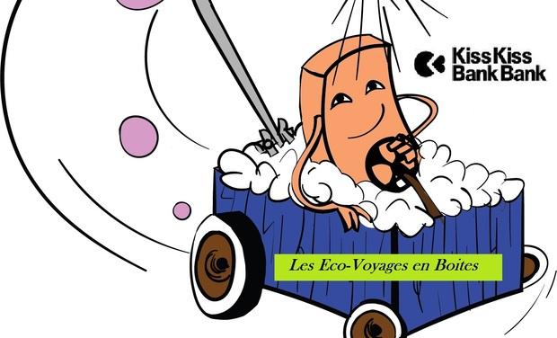 Visuel du projet Les Voyages en Boites