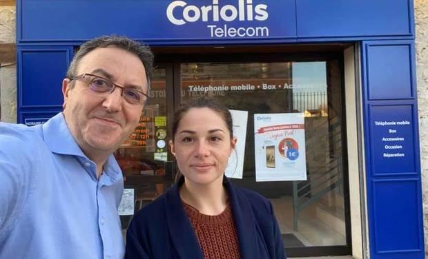 Visueel van project 82 - Coriolis Telecom à Valence d'Agen