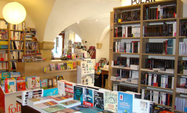 Project visual Librairie Cassiopée