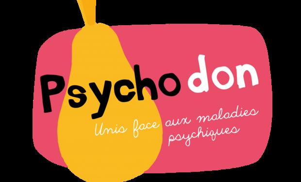 Visuel du projet PSYCHODON, Unis face aux maladies psychiques.