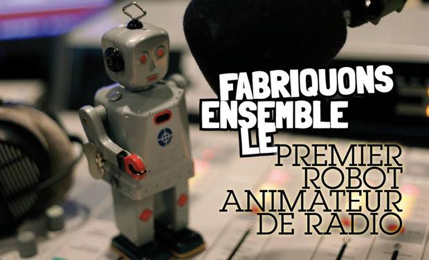 Project visual Projet Robespierre : naissance d'un robot animateur