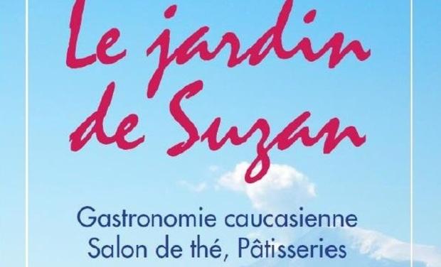 Visuel du projet Jardin de Suzan restaurant végétarien et vegan