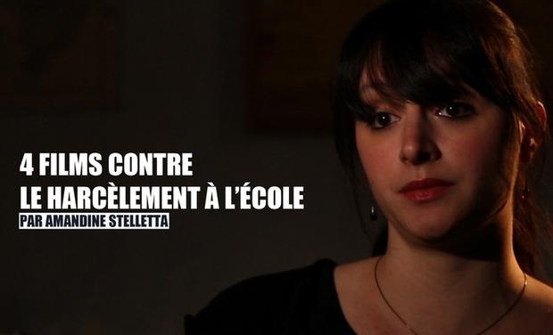 Visuel du projet 4 Films contre le harcèlement à l'école