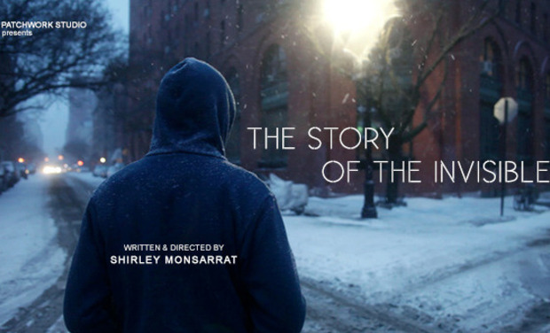 Visuel du projet THE STORY OF THE INVISIBLE