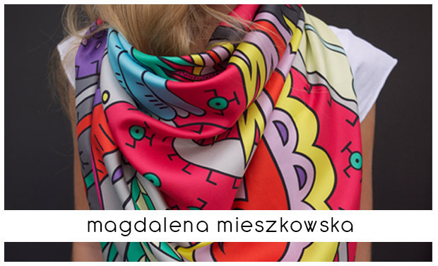 Visueel van project  Silk Scarves Collection
