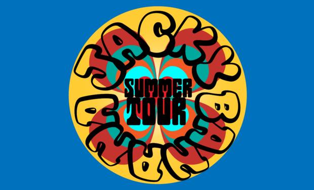 Project visual Jacky Banana Summer Tour Festival