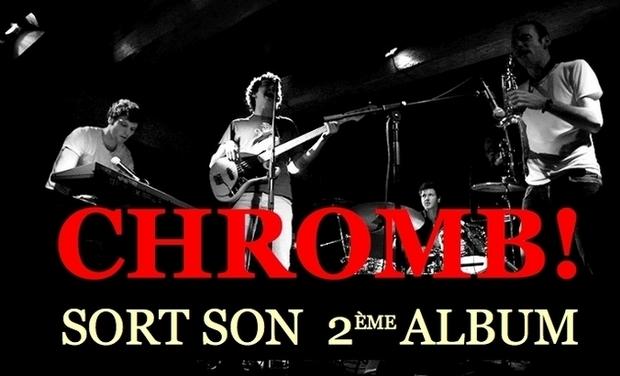 Visuel du projet 2e ALBUM DE CHROMB!