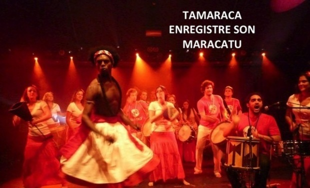 Visuel du projet TAMARACA ENREGISTRE SON MARACATU