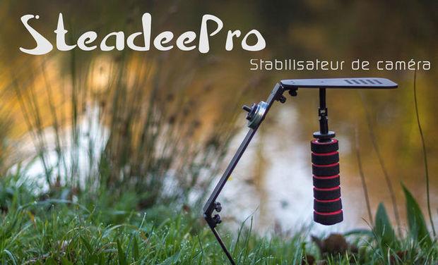 Visuel du projet SteadeePro | Stabilisateur de caméra