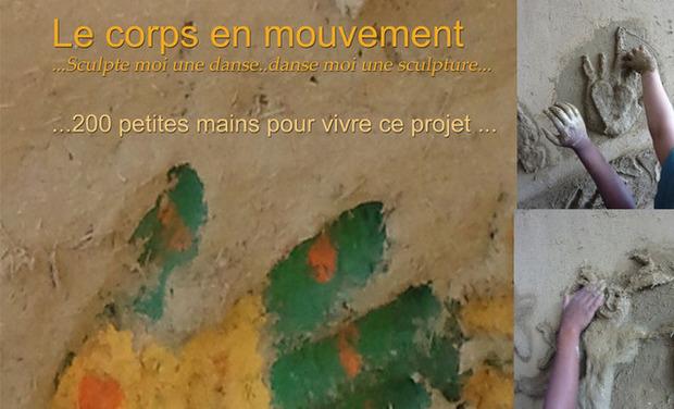 Visuel du projet  Le corps en mouvement... Sculpte moi une danse.. danse moi une sculpture...