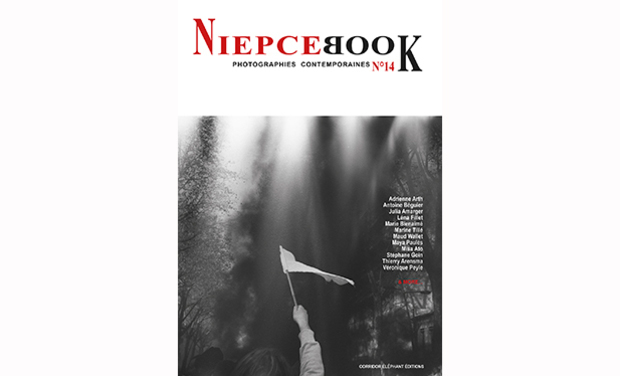Project visual NIEPCEBOOK N°14, the review dedicated to contemporary photography