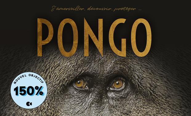 Project visual PONGO, à la rencontre des Orangs-outans. Un livre au service de la Nature.