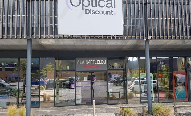 Visuel du projet 57 - Optical Discount à Thionville