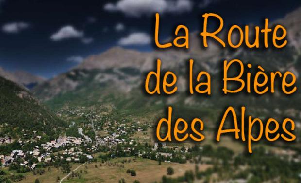 Visueel van project La route de la bière des Alpes