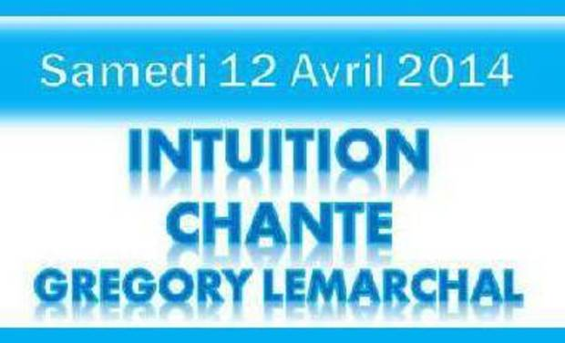 Visueel van project INTUITION CHANTE GREGORY LEMARCHAL