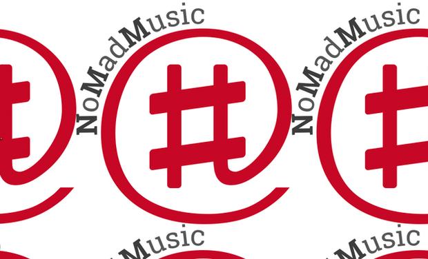 Visuel du projet NoMadMusic | musique augmentée