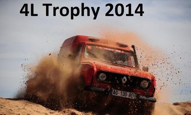 Visuel du projet 4L trophy 2014