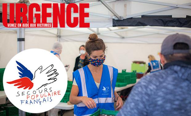 Visuel du projet Covid 19 : Urgence alimentaire dans les Pyrénées Orientales