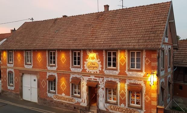 Visuel du projet 67 - Restaurant Chez Georgette à Eckwersheim