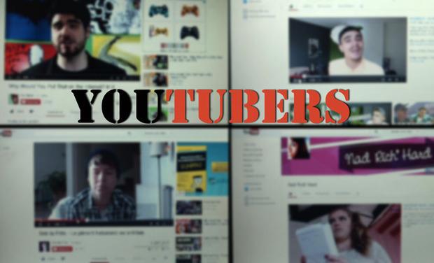 Visuel du projet Youtubers