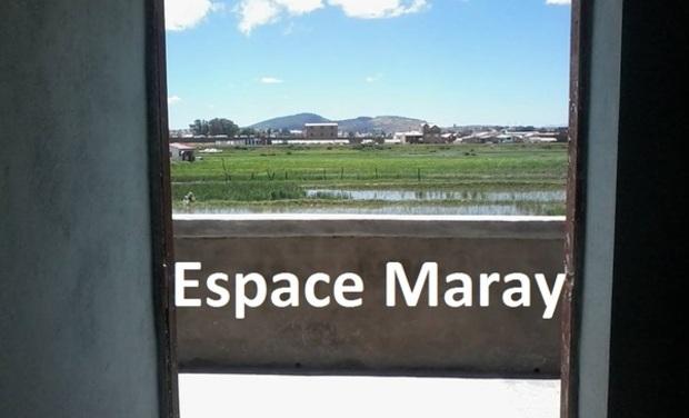 Visuel du projet Espace Maray / lieu d'accueil résidence d'artistes