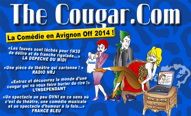 Visueel van project The CougarCom - Avignon 2014