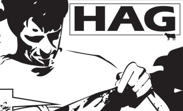 """Visuel du projet HAG : """"vous êtes ici"""""""