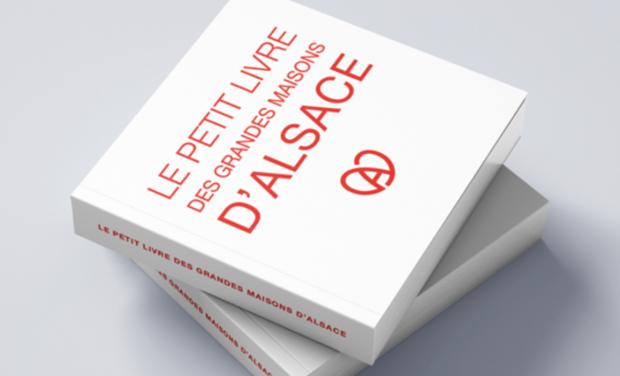 Visuel du projet LE PETIT LIVRE DES GRANDES MAISONS D'ALSACE